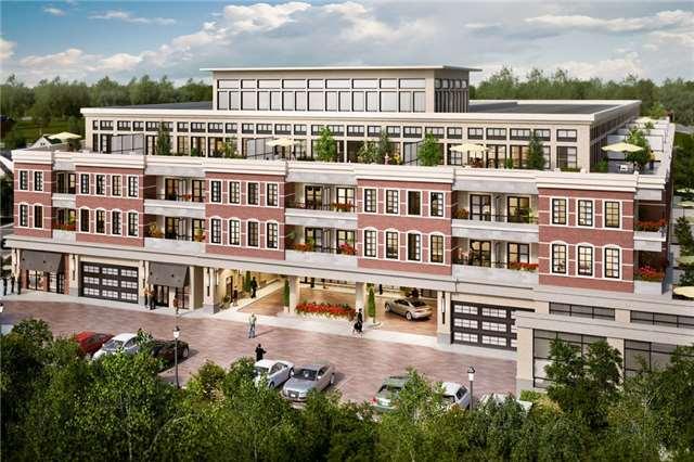 Condo Apartment at 20 Fred Varley Dr, Unit Ph02, Markham, Ontario. Image 1