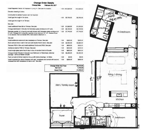 Condo Apartment at 20 Fred Varley Dr, Unit Ph02, Markham, Ontario. Image 7