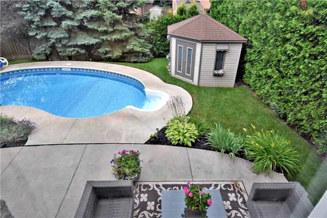 Detached at 804 Foxcroft Blvd, Newmarket, Ontario. Image 18