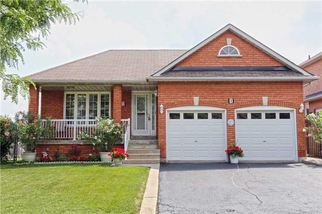 Detached at 1 Mapes Ave, Vaughan, Ontario. Image 1