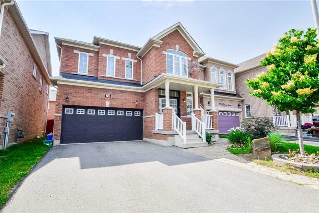 Detached at 78 Moderna Dr, Vaughan, Ontario. Image 1