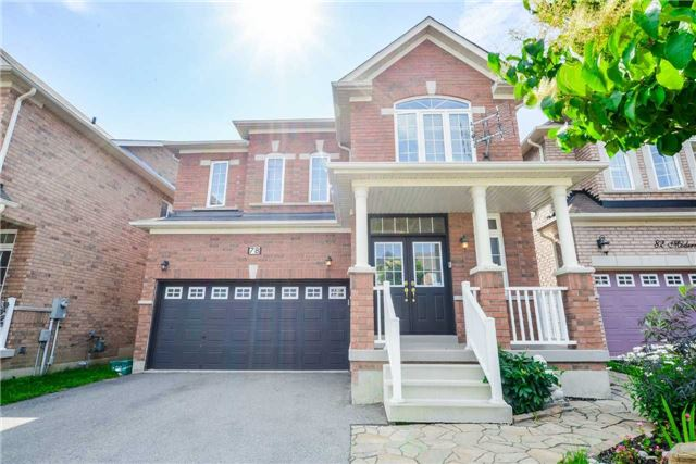 Detached at 78 Moderna Dr, Vaughan, Ontario. Image 13