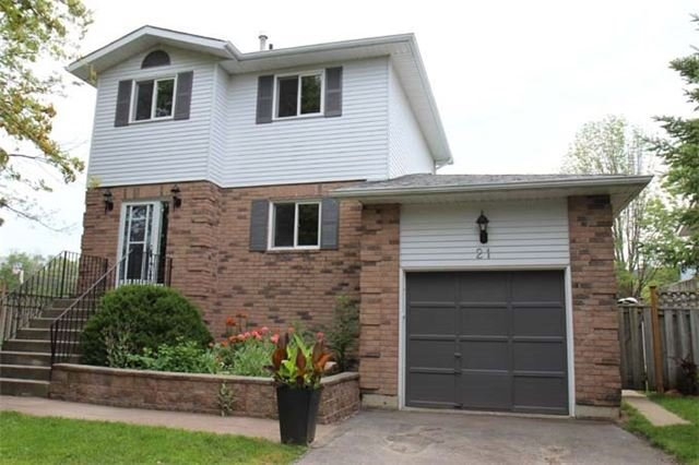Detached at 21 Campion Crt, Georgina, Ontario. Image 1