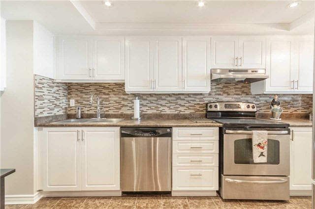 Condo With Common Elements at 100 Arbors Lane, Unit 106, Vaughan, Ontario. Image 14