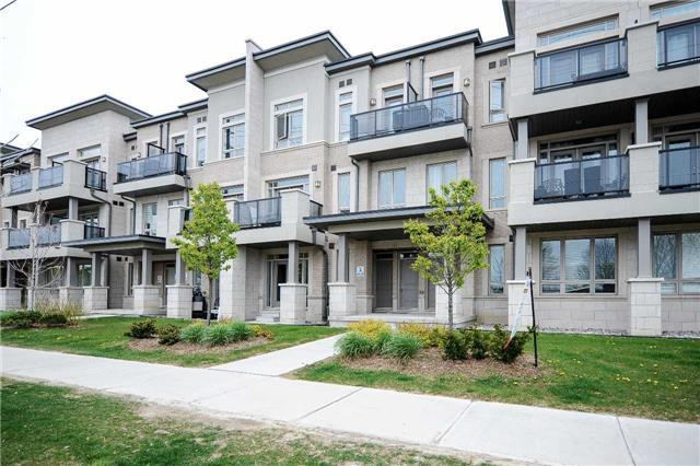 Condo Townhouse at 9601 Jane St, Unit 8, Vaughan, Ontario. Image 1