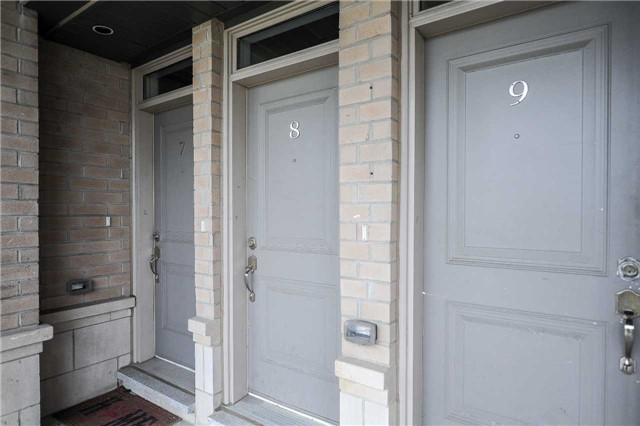 Condo Townhouse at 9601 Jane St, Unit 8, Vaughan, Ontario. Image 12