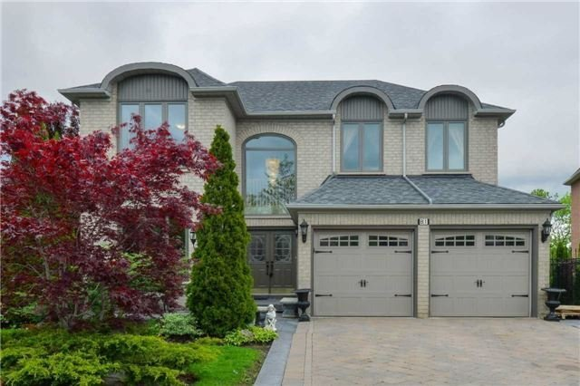 Detached at 81 Kirkbride Cres, Vaughan, Ontario. Image 11