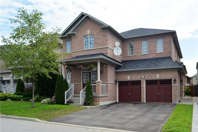 Detached at 83 Ampezzo Ave, Vaughan, Ontario. Image 1
