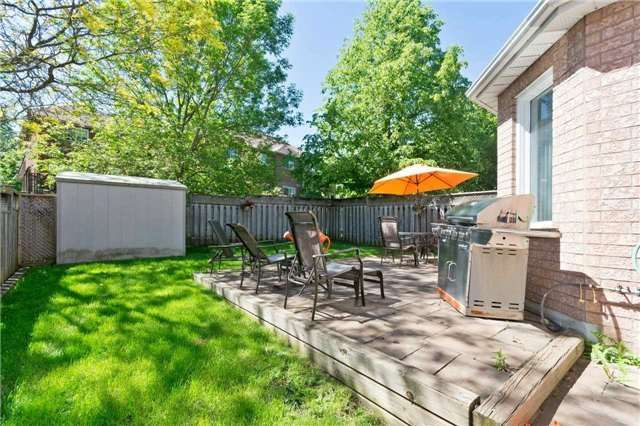 Detached at 376 Rushbrook Dr, Newmarket, Ontario. Image 11