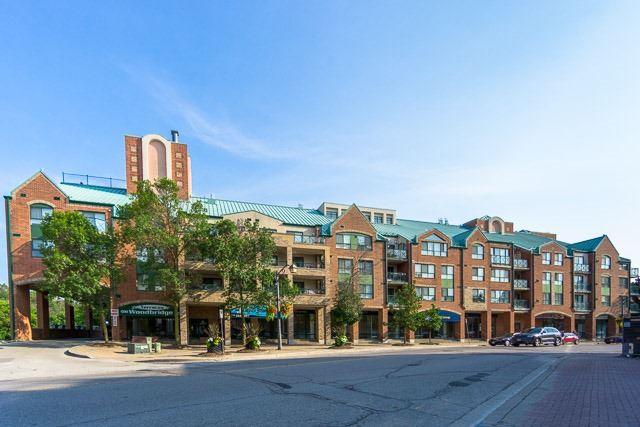 Condo Apartment at 121 Woodbridge Ave, Unit 209, Vaughan, Ontario. Image 1