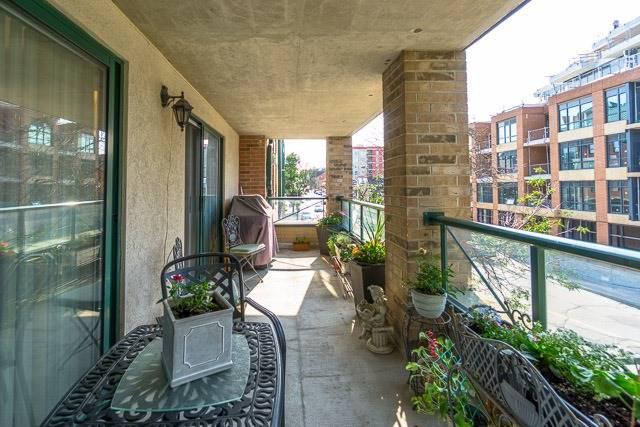 Condo Apartment at 121 Woodbridge Ave, Unit 209, Vaughan, Ontario. Image 9