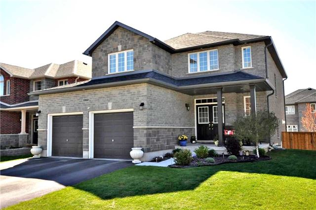 Detached at 1060 Nantyr Dr, Innisfil, Ontario. Image 1