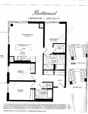 Condo Apartment at 261 Big Bay Point Rd, Innisfil, Ontario. Image 17