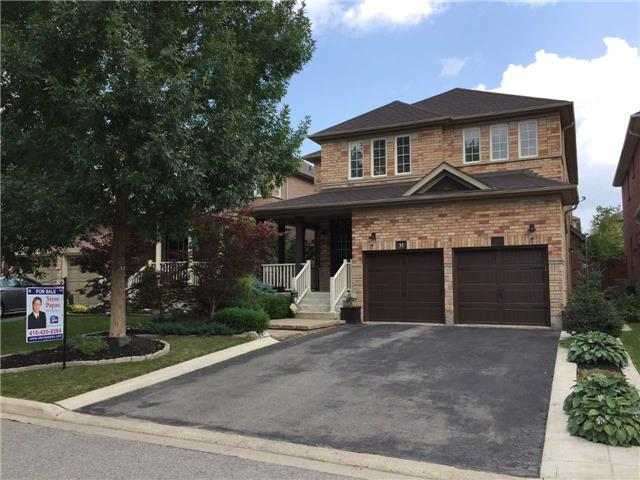 Detached at 31 Casemount St, Aurora, Ontario. Image 1