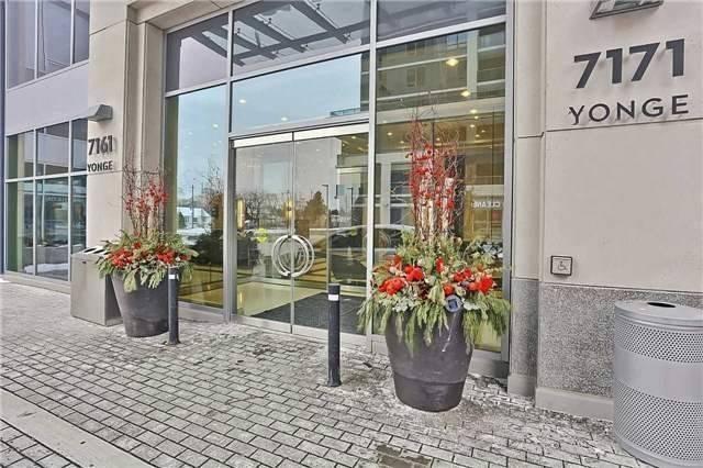 Condo Apartment at 7171 Yonge St, Unit 907, Markham, Ontario. Image 1