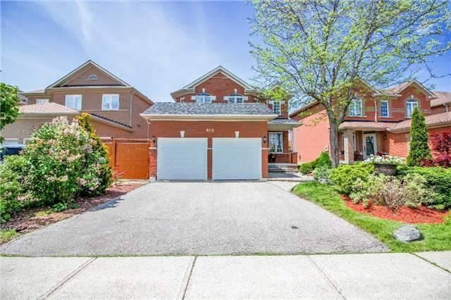 Detached at 468 Cranston Park Ave, Vaughan, Ontario. Image 1
