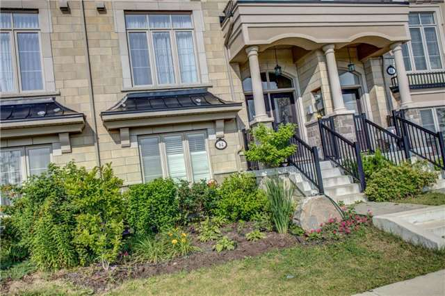 Townhouse at 84 Grand Trunk Ave, Vaughan, Ontario. Image 1