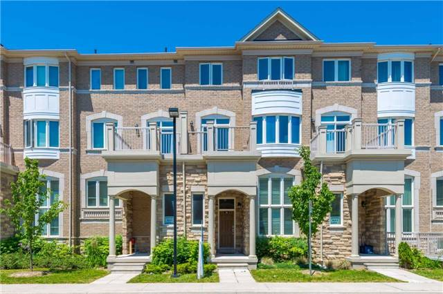 Condo Townhouse at 38 Comely Way, Markham, Ontario. Image 12