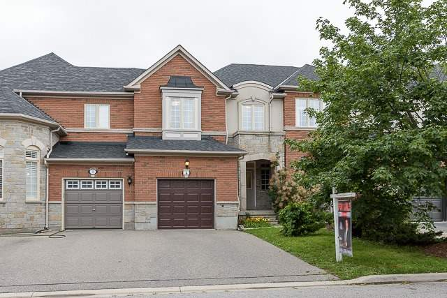 Townhouse at 4 Zola Gate, Vaughan, Ontario. Image 1