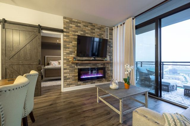Condo Apartment at 2910 Highway 7 Rd, Unit 3004, Vaughan, Ontario. Image 20