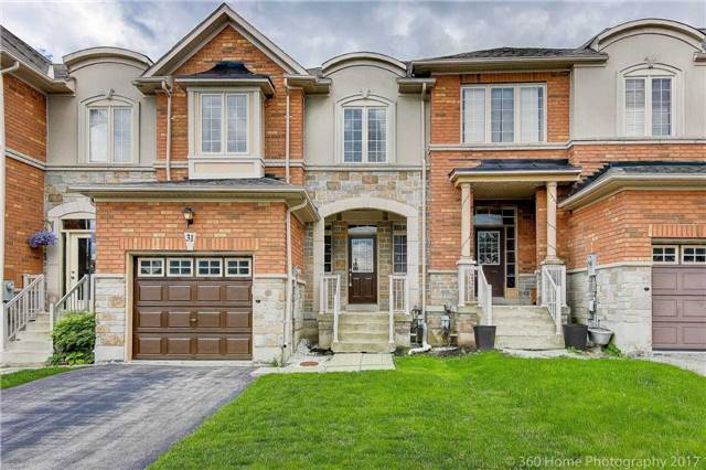 Townhouse at 31 Starwood Rd, Vaughan, Ontario. Image 14