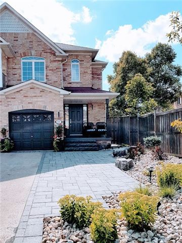 Semi-detached at 81 Long Point Dr, Richmond Hill, Ontario. Image 1