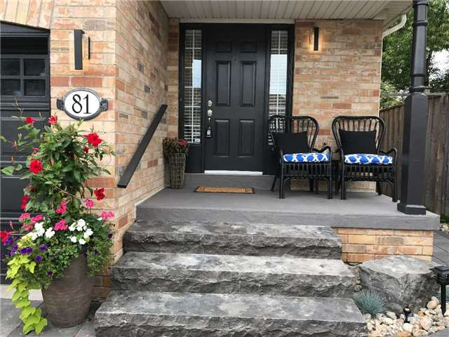 Semi-detached at 81 Long Point Dr, Richmond Hill, Ontario. Image 9