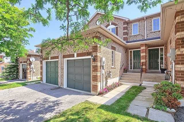 Condo Townhouse at 546 Tugwell Pl, Unit 17, Newmarket, Ontario. Image 1