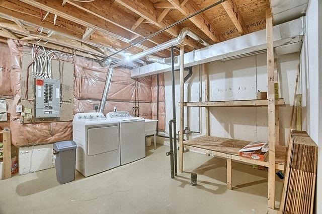Condo Townhouse at 546 Tugwell Pl, Unit 17, Newmarket, Ontario. Image 8