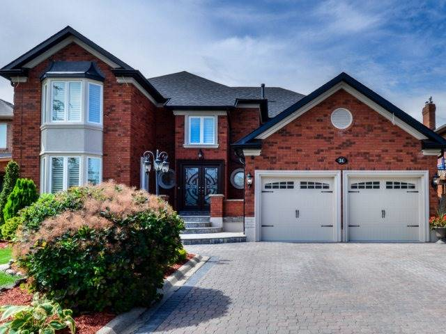 Detached at 24 Conti Cres, Vaughan, Ontario. Image 1