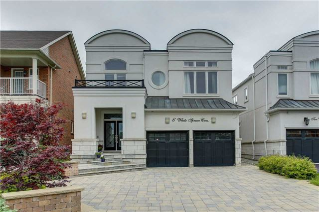 Detached at 6 White Spruce Cres, Vaughan, Ontario. Image 1