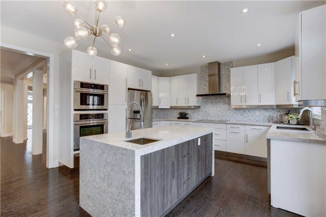 Detached at 6 White Spruce Cres, Vaughan, Ontario. Image 17