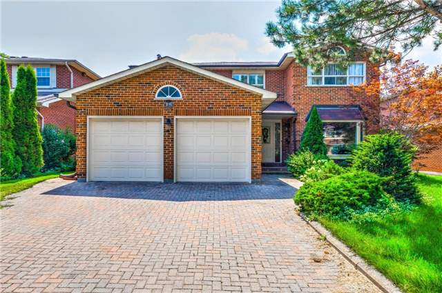 Detached at 15 Clendenen Crt, Markham, Ontario. Image 1
