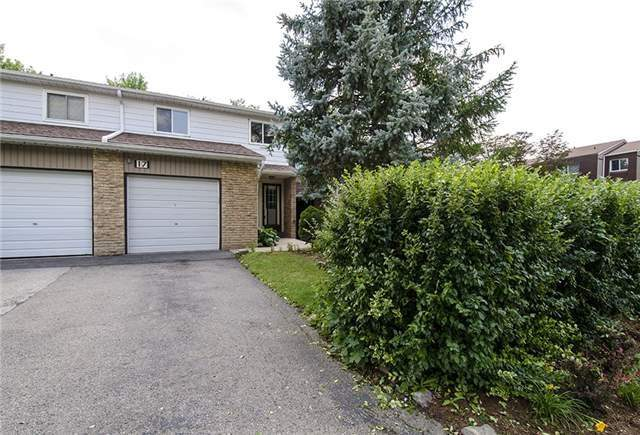 Condo Townhouse at 17 Romfield Crct, Markham, Ontario. Image 12