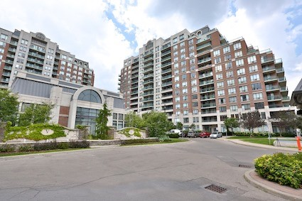 Condo Apartment at 350 Red Maple Rd, Unit 111, Richmond Hill, Ontario. Image 1
