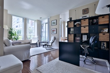 Condo Apartment at 350 Red Maple Rd, Unit 111, Richmond Hill, Ontario. Image 12