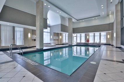 Condo Apartment at 350 Red Maple Rd, Unit 111, Richmond Hill, Ontario. Image 6