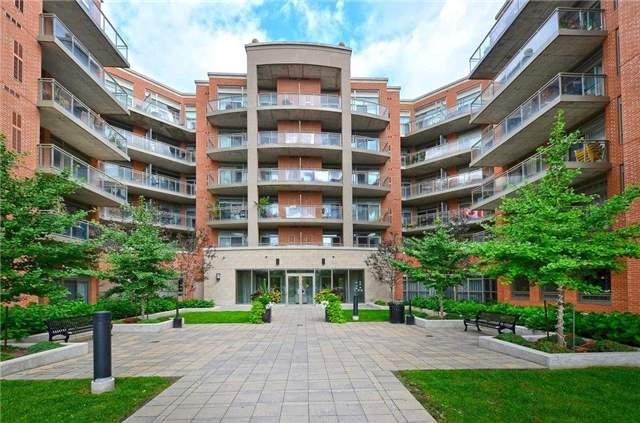 Condo Apartment at 281 Woodbridge Ave, Unit 407, Vaughan, Ontario. Image 1