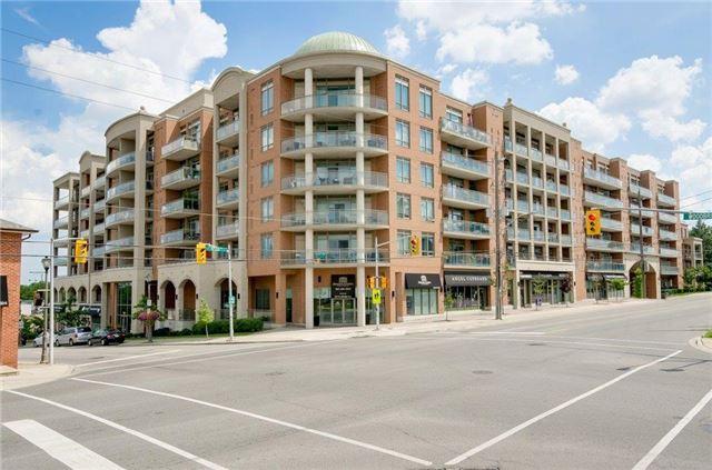 Condo Apartment at 281 Woodbridge Ave, Unit 407, Vaughan, Ontario. Image 13