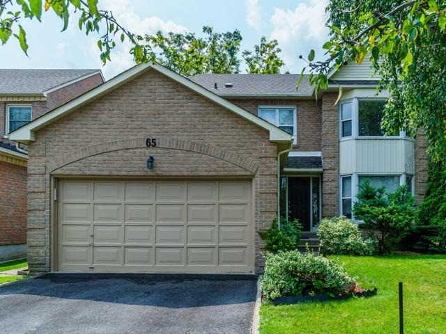 Detached at 65 Longwater Chse, Markham, Ontario. Image 1