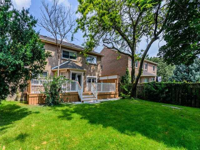 Detached at 65 Longwater Chse, Markham, Ontario. Image 13