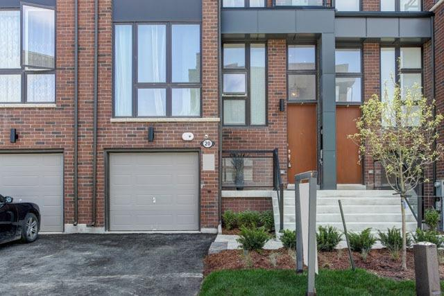 Townhouse at 20 Allerton Rd, Vaughan, Ontario. Image 12