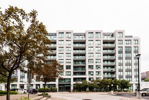 Condo Apartment at 32 Clegg Rd, Unit 816, Markham, Ontario. Image 1