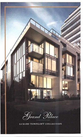 Condo With Common Elements at 9612 Yonge St, Unit Th3, Richmond Hill, Ontario. Image 1