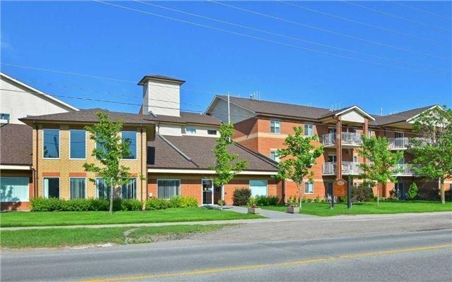 Condo Apartment at 247 King St N, Unit 114, New Tecumseth, Ontario. Image 1