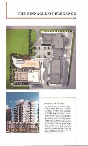 Condo With Common Elements at 9612 Yonge St, Unit Th5, Richmond Hill, Ontario. Image 4