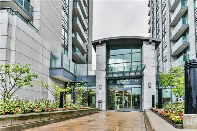 Condo Apartment at 75 South Town Centre Blvd, Unit 1208, Markham, Ontario. Image 14