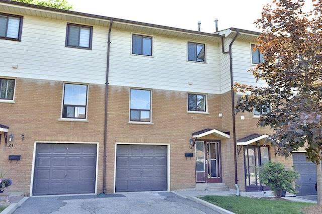 Condo Townhouse at 88 Rainbow Dr, Unit 34, Vaughan, Ontario. Image 1