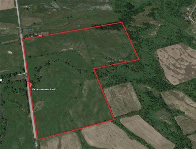 Vacant Land at 5043 Concession 3 Rd, Adjala-Tosorontio, Ontario. Image 14