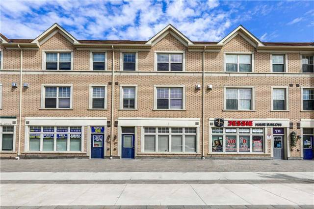 Townhouse at 68 Cathedral High St, Markham, Ontario. Image 1